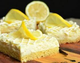 20 Десертів, в рецепти яких відмінно впишеться лимон фото