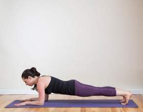 А ви знали, що заняття йогою ще й зміцнюють м`язи торса? фото