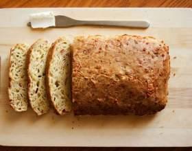 Ароматний сирний хліб без замісу. Приголомшливий смак! фото