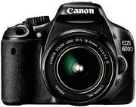 Canon 600d - не для професіоналів фото