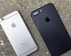 Чим айфон 7 відрізняється від шостого? фото