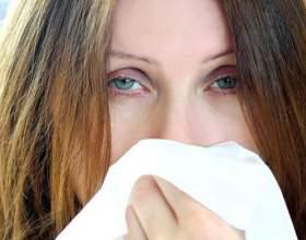 Чим лікувати нежить? фото