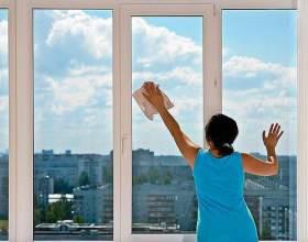 Чим мити вікна? фото