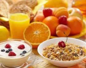Чим корисний сніданок? фото