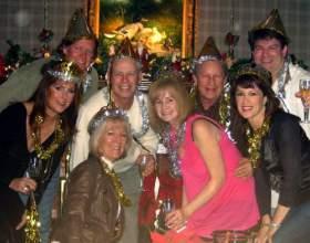 Чим розважити гостей на новий рік? фото