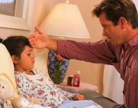 Чим збити температуру у дитини? фото