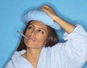 Чим збити температуру у дорослого? фото