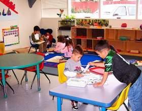 Що роблять в дитячому садку? фото