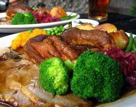 Що їдять в англії? фото
