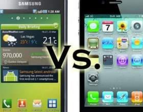 Що краще: самсунг або айфон? фото