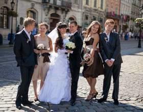 Що надіти на весілля влітку? фото