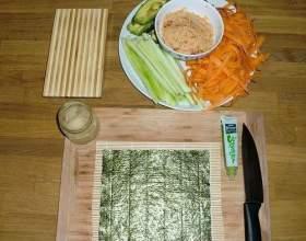 Що потрібно для суші? фото
