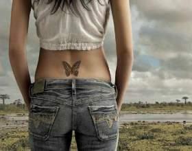 Що означає татуювання метелик? фото