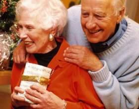 Що подарувати бабусі і дідуся? фото