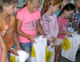 Що подарувати дітям в школі? фото