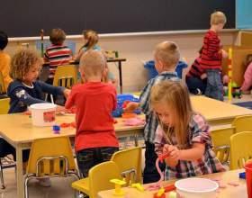 Що подарувати дитячому саду? фото