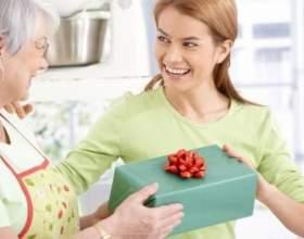 Що подарувати свекрусі на день народження? фото
