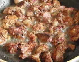 Що приготувати з курячої печінки? фото
