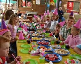 Що приготувати на дитячий день народження? фото