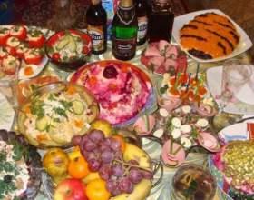 Що приготувати на новорічний стіл? фото