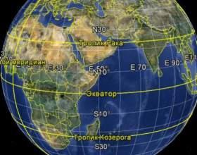 Що таке екватор? фото