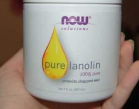 Що таке ланолін? фото