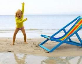 Що взяти на море дитині? фото