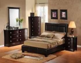 Кольори в інтер`єрі спальні (5 фото) фото
