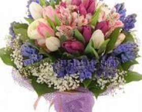 Квіти до 8 березня фото