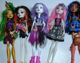 Де купити ляльку монстр хай? фото