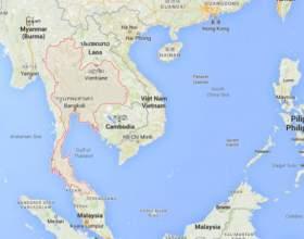 Де знаходиться таїланд? фото
