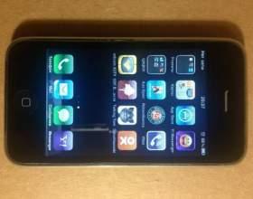 Iphone 3g: як прошити? фото