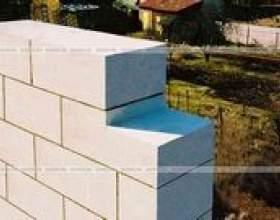 Використання піноблоків в будівництві дачі фото