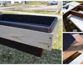 Цей столик з охолоджуючими ящиками дозволить вам насолоджуватися холодними напоями на вечірках все літо! фото