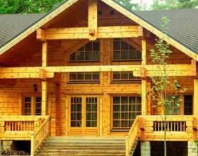 До чого сниться дерев`яний будинок? фото
