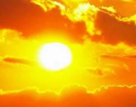 До чого сниться сонце? фото