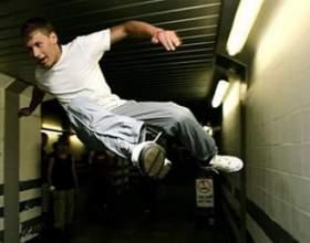 Як бігати по стінах? фото