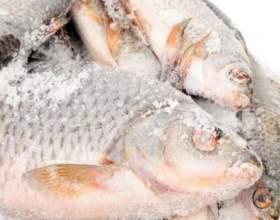 Як швидко розморозити рибу? фото