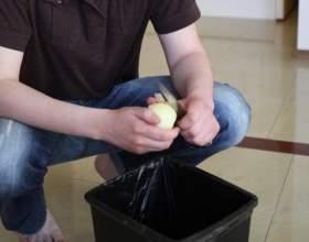 Як чистити картоплю? фото
