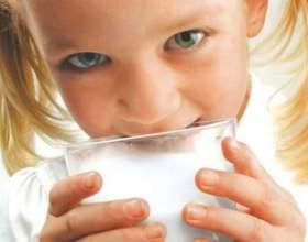 Як давати козяче молоко дітям? фото