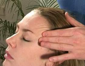 Як робити масаж голови? фото
