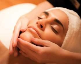 Як робити масаж обличчя? фото