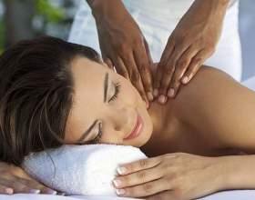 Як робити масаж шиї? фото