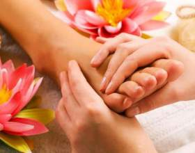 Як робити масаж стопи? фото