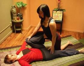 Як робити тайський масаж? фото