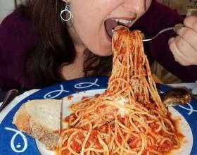 Як їсти спагетті? фото