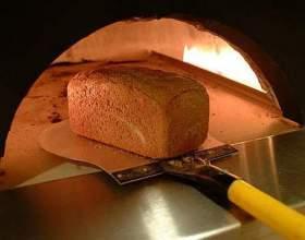 Як хліб печуть? фото