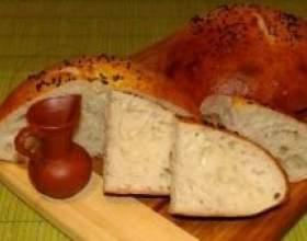 Як спекти хліб в домашніх умовах фото