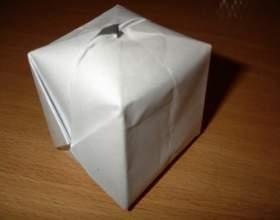 Як з паперу зробити бомбочку? фото