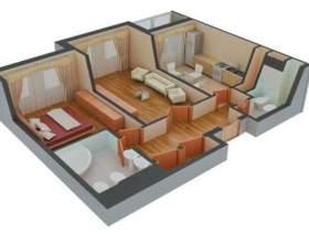 Як з однокімнатної квартири зробити двокімнатну? фото